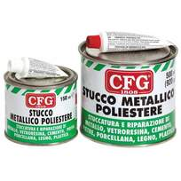 Cfg Stucco Metallico Poliestere 150 Ml
