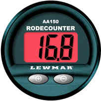Contametri Lewmar AA150