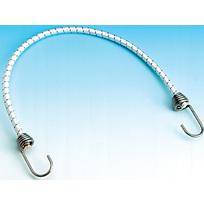 Corda elastica con ganci inox