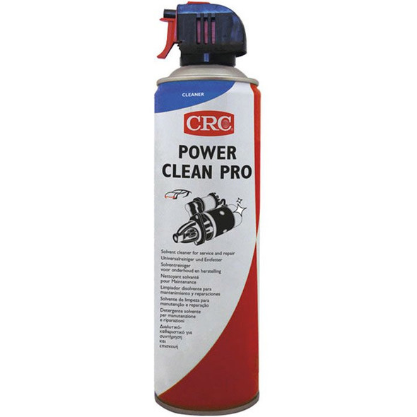 Crc Power Clean Pro 500 Ml