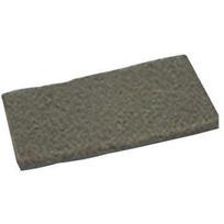 Cuscinetto abrasivo duro (marrone)