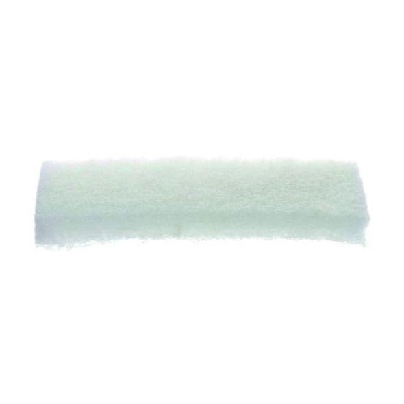 Cuscinetto abrasivo YACHTICON Bianco