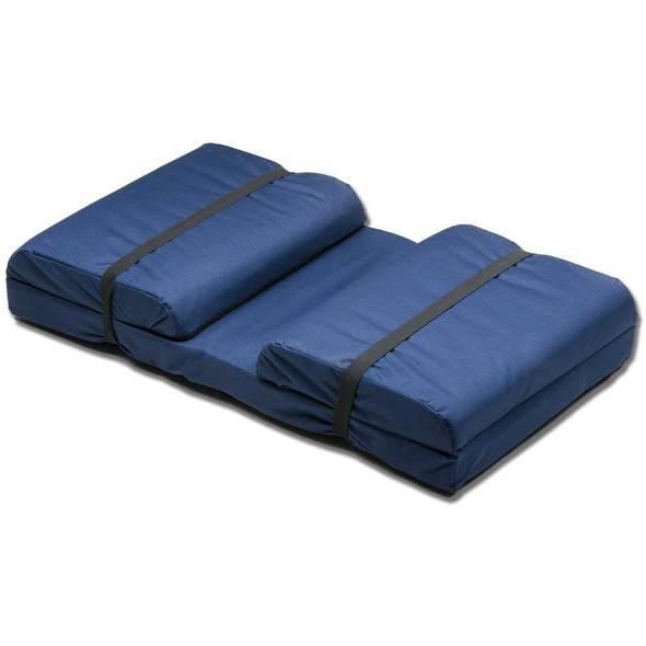 Cuscino per barca Royal Comfort Big Blu