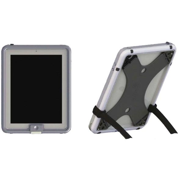 Custodia impermeabile iPad 2 Grigio