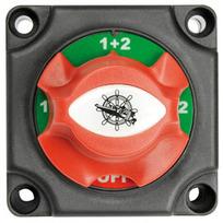 Deviatore/interruttore Batt1-Batt2-Batt1+2-Off