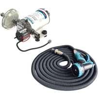 DP3/E Pompa Lavaggio con Controllo Elettronico 3 bar - 12/24v