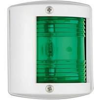 Fanale di via Utility 77 laterale verde 112,5 bianco