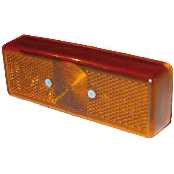 Fanale laterale d'ingombro - Arancio