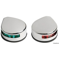 Fanale LED Evoled Inox Rosso + Verde