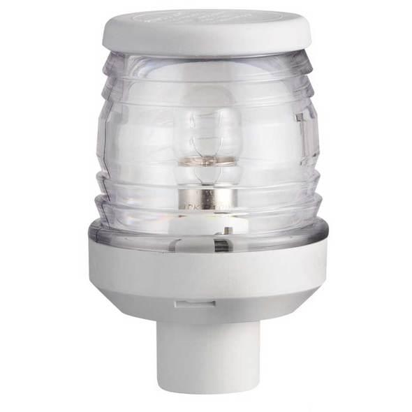 Fanale testa dalbero 360 bianco Per tubo