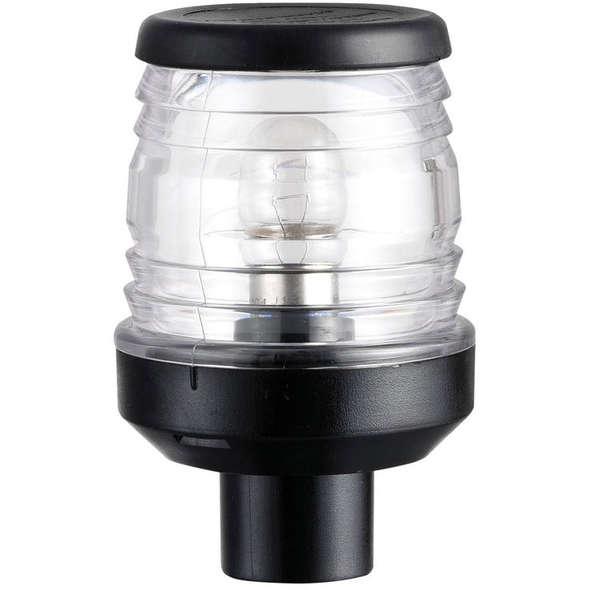 Fanale testa dalbero 360 nero Per tubo