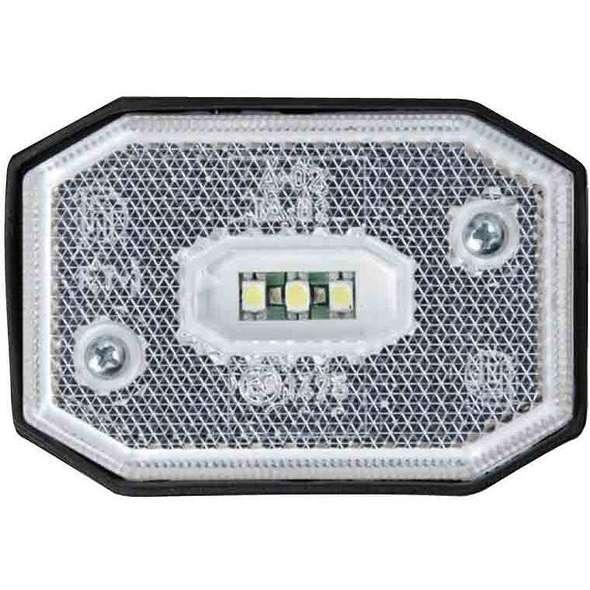 Fanali di Posizione a LED per Carrelli ELLEBI - Luce Anteriore Bianca