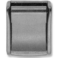Fibbia a flap per cinghia mm.40
