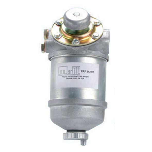 Filtro decantatore gasolio