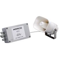 Fischio elettronico con VHF, Seg. nebbia EMH 24V