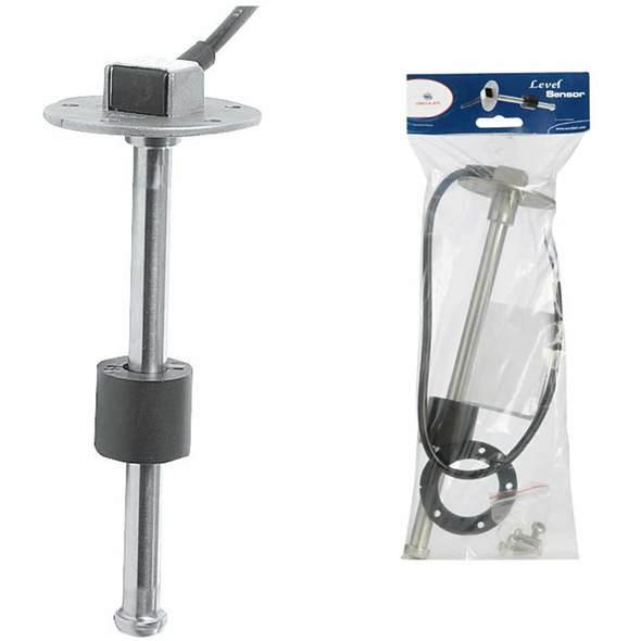 Galleggiante verticale acqua/carburante 240/33 ohm 15 cm