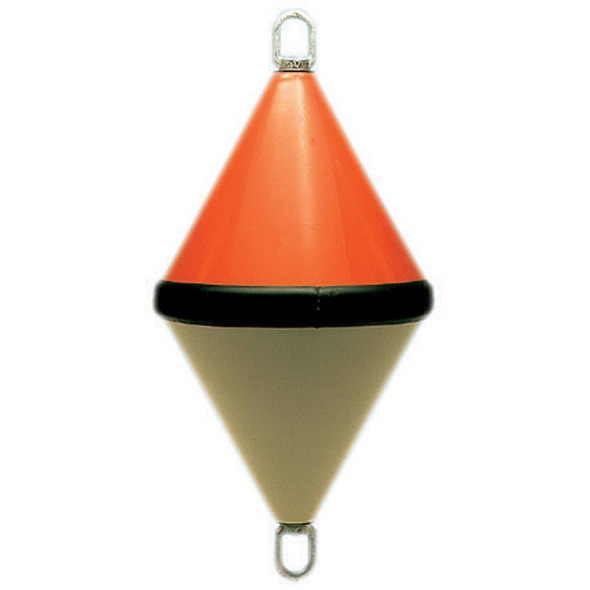 Gavitello abs biconico bicolore 18 litri