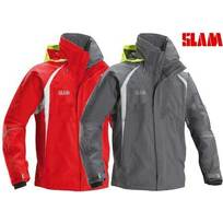 Giacca Cerata Slam Force 2 - Grigio Steel