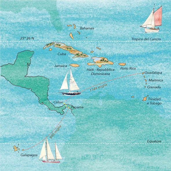 Girare il Mondo a Vela. 1519-2019: Cinquecento Anni di Circumnavigazioni