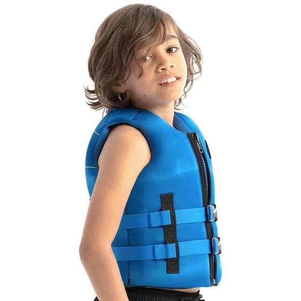 Giubbotto Jobe Neoprene Vest Bambino - Blu
