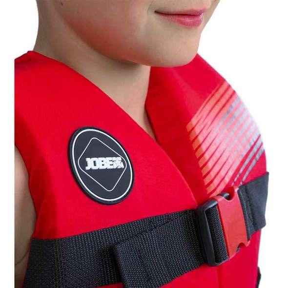 Giubbotto Jobe Nylon Vest per bambini Rosso