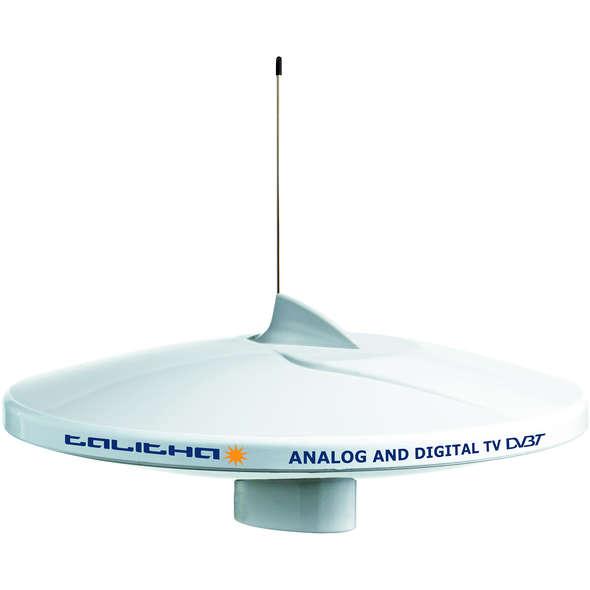 Glomex Antenna Talitha AGC TV DAB 25 cm.