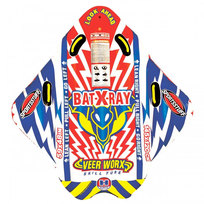 "Gonfiabile da traino ""Bat-X-Ray"""