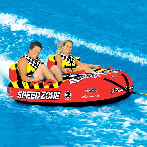 """Gonfiabile da traino """"Speed Zone Z"""""""