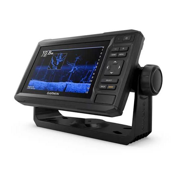 GPS/ECO Garmin EchoMap UHD 62 CV con Trasduttore