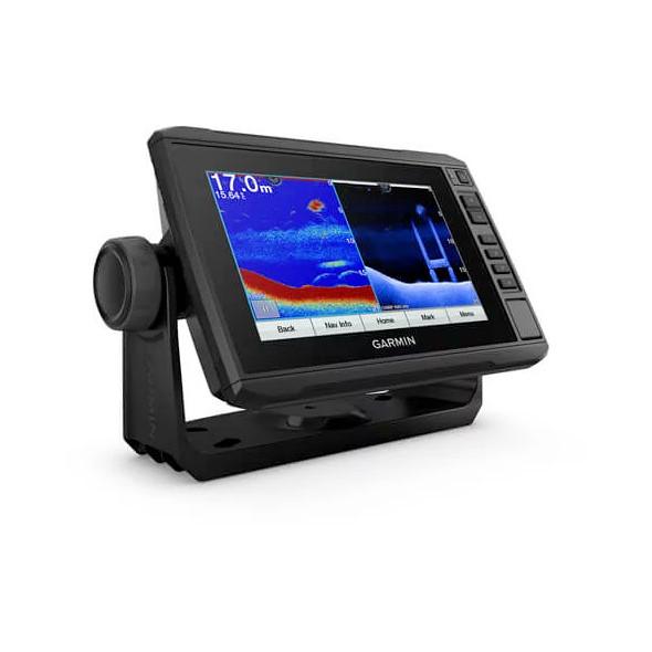 GPS/ECO Garmin EchoMap UHD 72 CV con Trasduttore