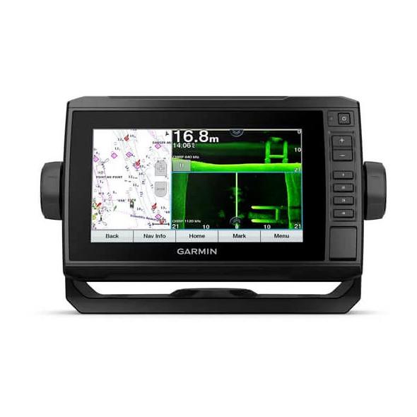GPS/ECO Garmin EchoMap UHD 72 SV con Trasduttore