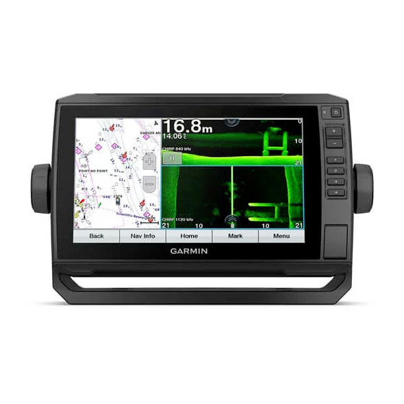 GPS/ECO Garmin EchoMap UHD 92 SV con Trasduttore