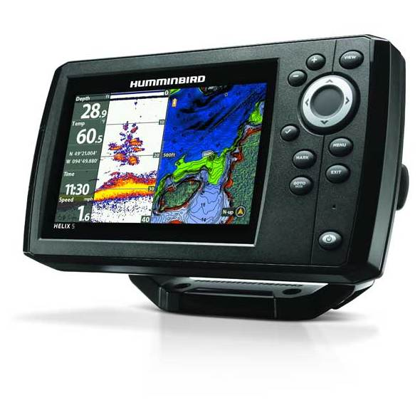 GPS/Eco Humminbird Helix 5 Chirp G2