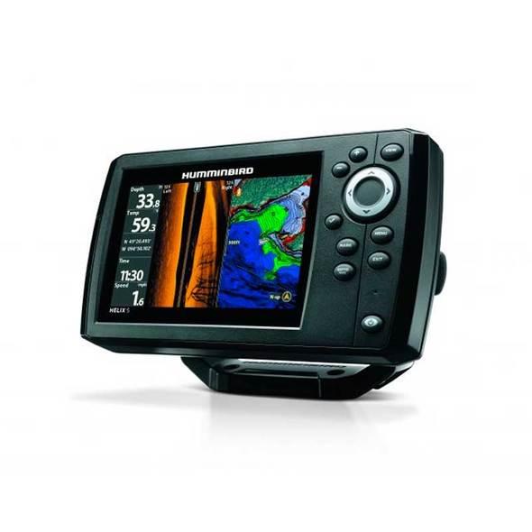 GPS/Eco Humminbird Helix 5SI Chirp G2