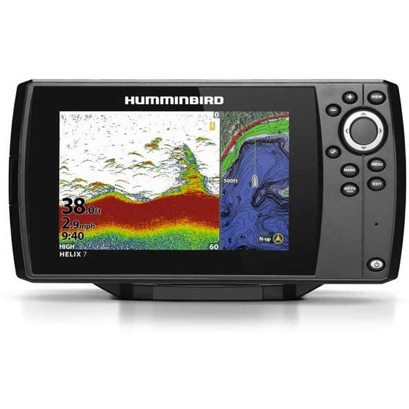 GPS/ECO Humminbird Helix 7 CHIRP DS G3