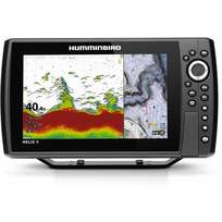 GPS/ECO Humminbird Helix 9 CHIRP