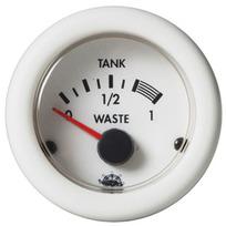 Guardian Indicatore livello acque nere 10-180 ohm Bianco 24 V