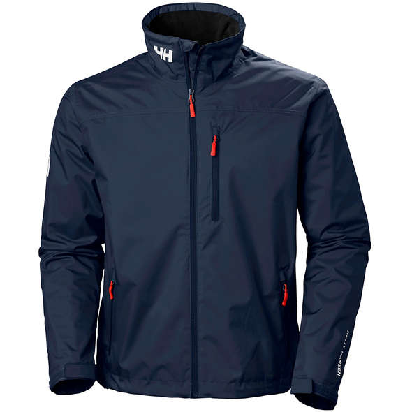 Helly Hansen Crew Jacket Blu Navy
