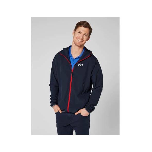 Helly Hansen Hp Softshell Jacket Blue Navy