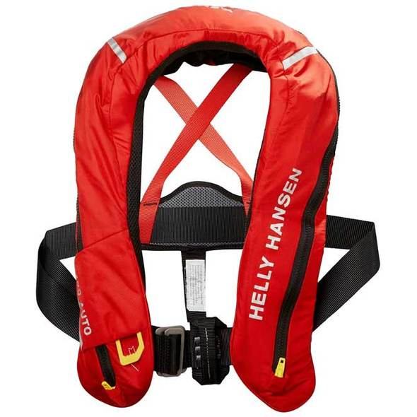 Helly Hansen Sailsafe Inflatable Inshore - Alert Red