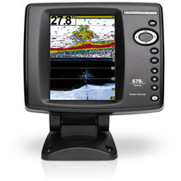 Humminbird ecoscandaglio 678cx HD DI
