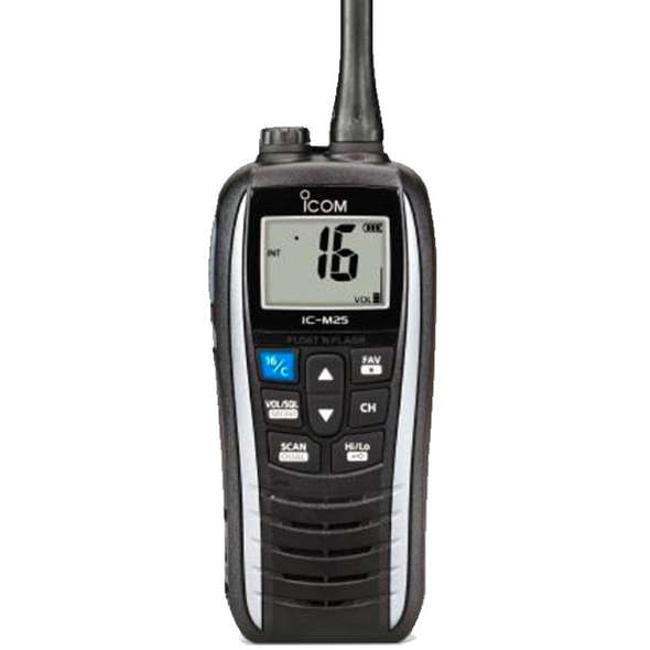 Icom IC-M25 Euro Vhf - Bianco