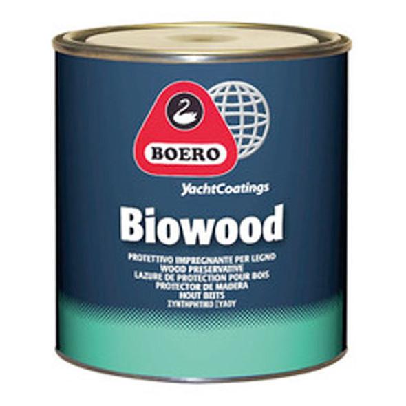 Impregnante per Legno Boero Biowood - 0,75 lt.