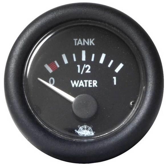 Indicatore Acqua nero 10-180 ohm 12V.