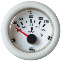 Indicatore Temp. Acqua 120° Bianco