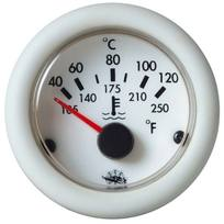 Indicatore Temperatura Olio 150 Bianco 24 V.