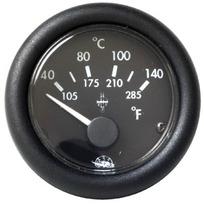 Indicatore Temperatura Olio 150 Nero 24 V.