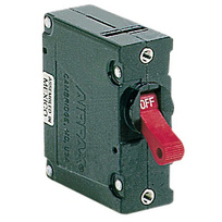Interruttore magneto-idraulico a levetta