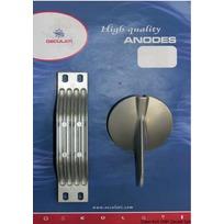 Kit anodi alluminio YAMAHA 200-300 Hp