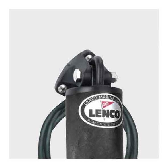 Kit flap elettrici Lenco Standard Mount barca 8-10,8 mt